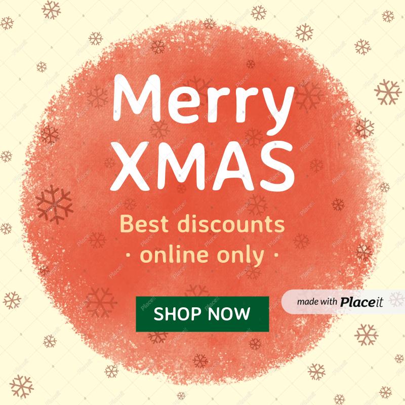6b8ec04446a8 Placeit - Christmas Sale Ad Generator
