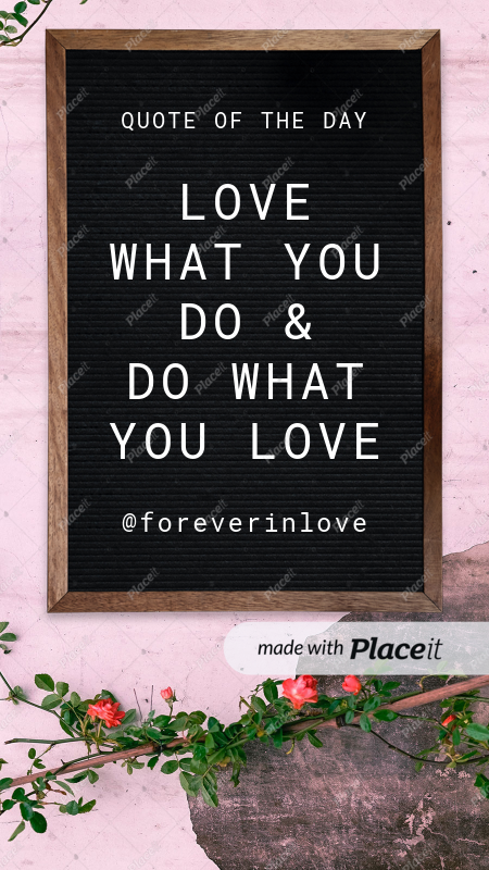 Instagram Story Creator for Valentine's Day Quotes 1054