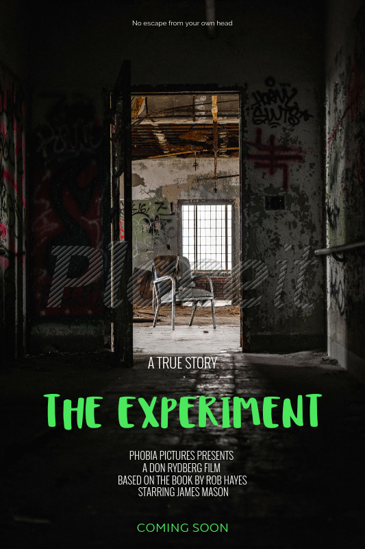 Placeit - Movie Poster Template for a True Story Horror Movie