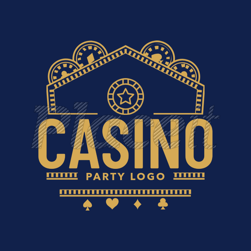 Placeit casino theme party logo maker for invitations casino theme party logo maker for invitations 1158cforeground image stopboris Choice Image