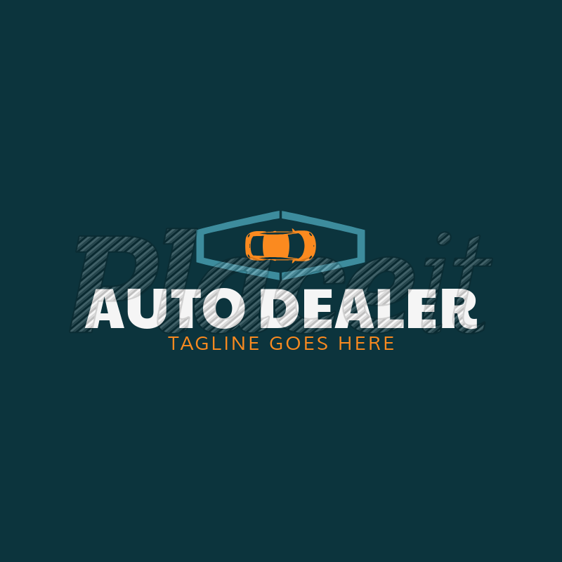 Placeit Auto Dealer Logo Design Template