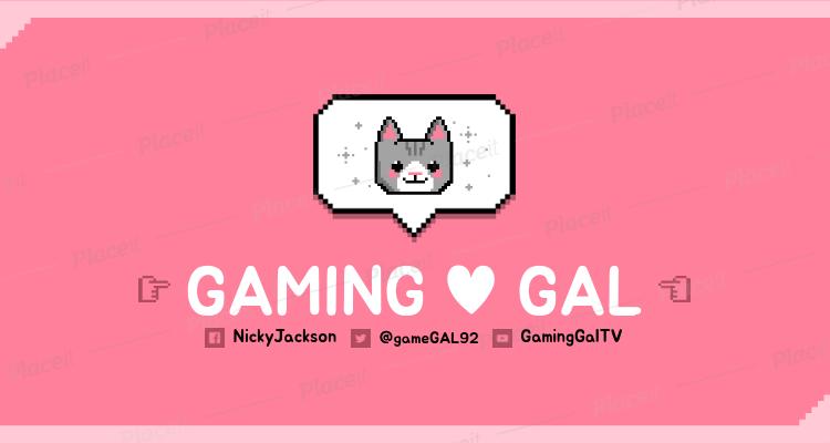 Twitch Banner Maker with a Cute 8-Bit Cat 1451e