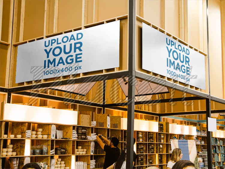 Exhibition Stand Design Mockup Free : Display vectors photos and psd files free download